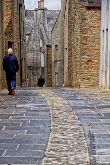 Streets of Stromness 1