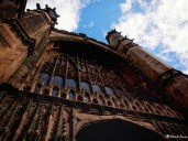 Chester Cathedral Exterior 7