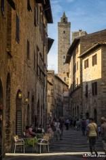 San Gimignano, Val D'Elsa, Tuscany, Italy