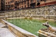 Piazza del Campo, Siena, Tuscany, Italy