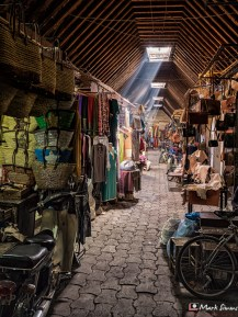 Souks, Marrakech, Morocco, North Africa