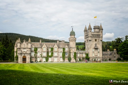 Balmoral, Royal Deeside, Aberdeenshire, Scotland