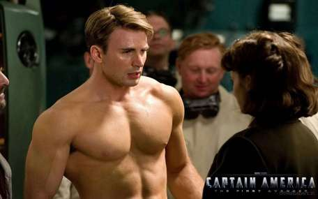 Chris Evans Tits