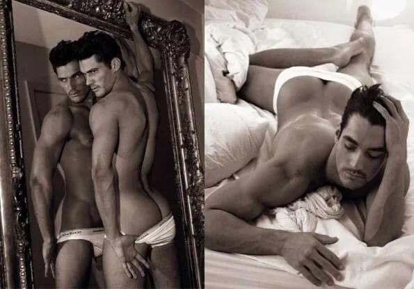 David gandy foto nude that