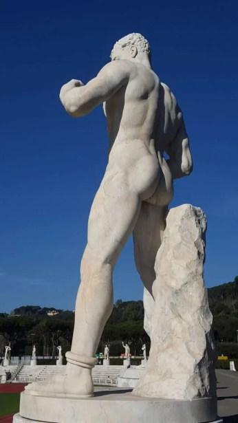 Sassari boxer & stone dildo