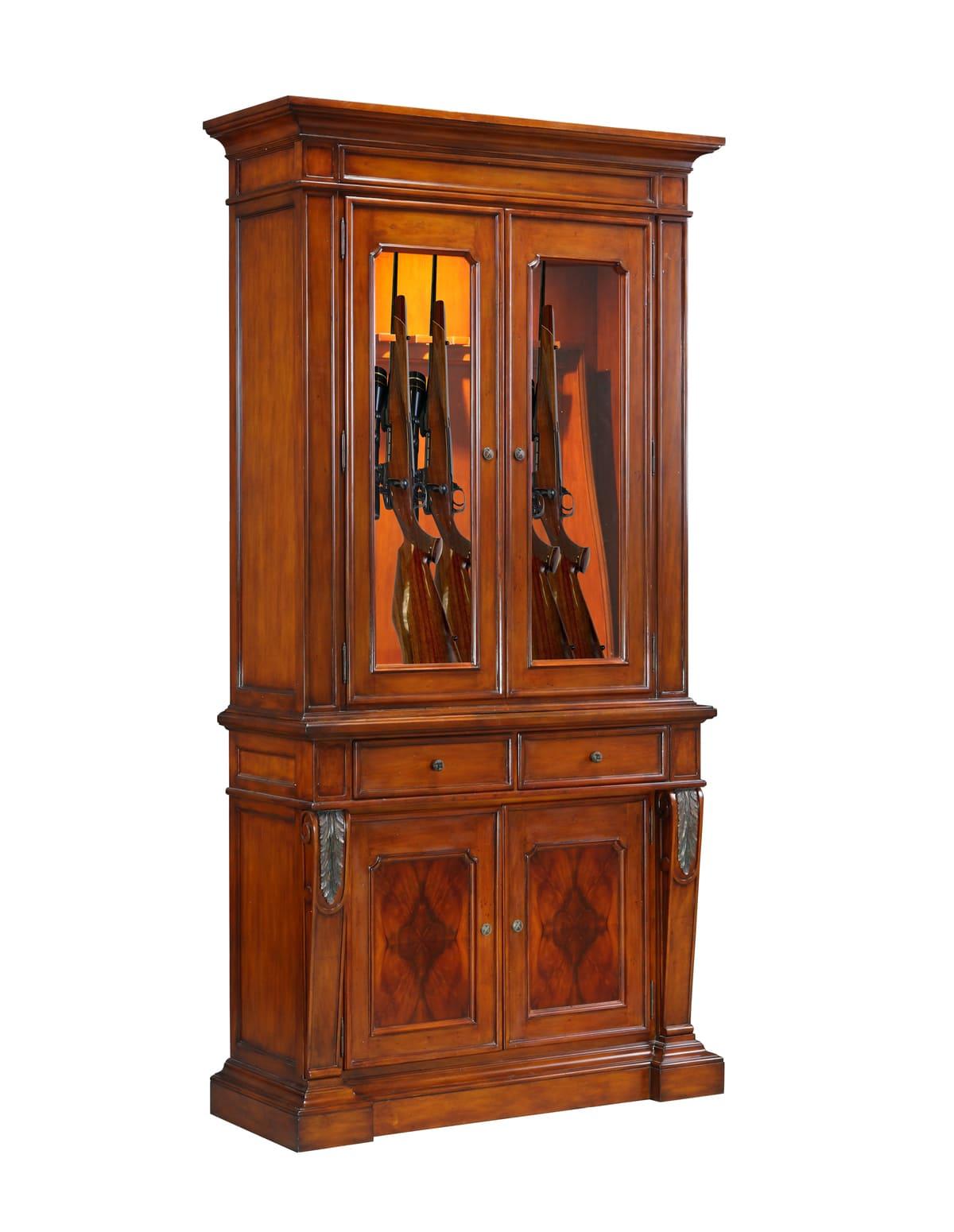 Bespoke Gun Cabinet Company. Bench Seat Gun Cabinet The