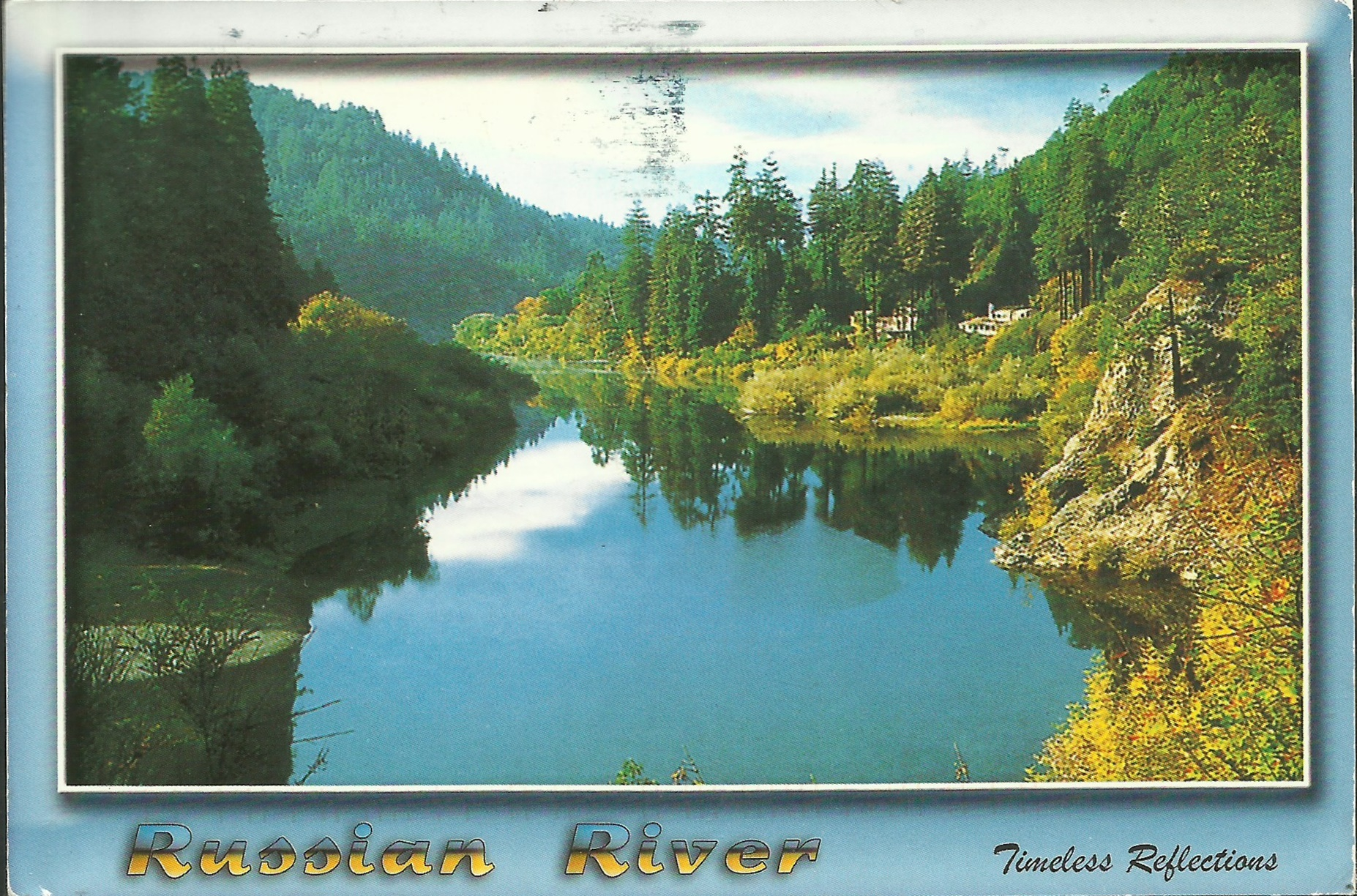 Russian River near Santa Rosa