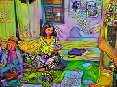 Deep Dream Chelsey