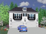 M-1173 1 House Plan