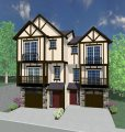 Eastridge House Plan front