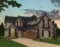 Modern Tudor Style House Plans