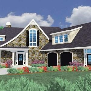 M-3478 House Plan 1
