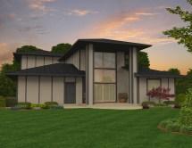 Pinot House Plan Designed Build Lake Oswego