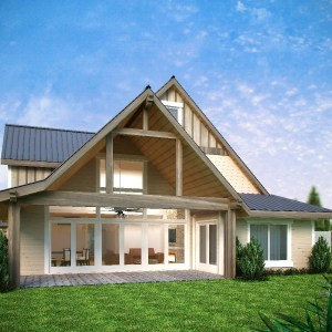 Shore Pines 1 House Plan