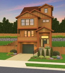 Perfect Order House Plan Built In City Of Portland
