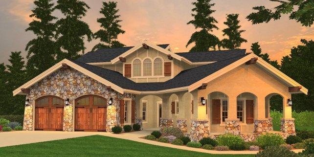 Marin ADU and Casita House Plan