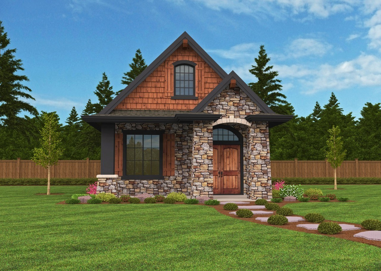 Montana Small Home Plan Small Lodge House Designs With Floor Plans