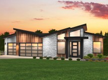 Home Modern House Plans