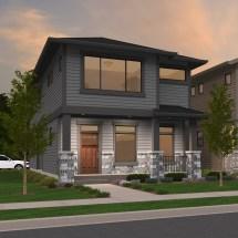 Spark House Plan Prairie Style Plans
