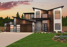 Airborne House Plan Modern Plans