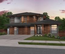Requiem House Plan Northwest Modern Home Design