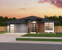 Brooke Modern Story House Plan Mark Stewart