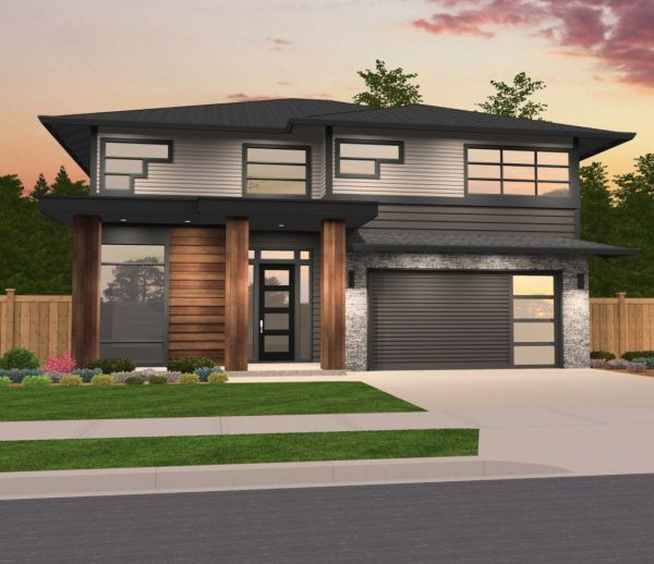 Moby Hip Roof House Plan Mark Stewart Home Design