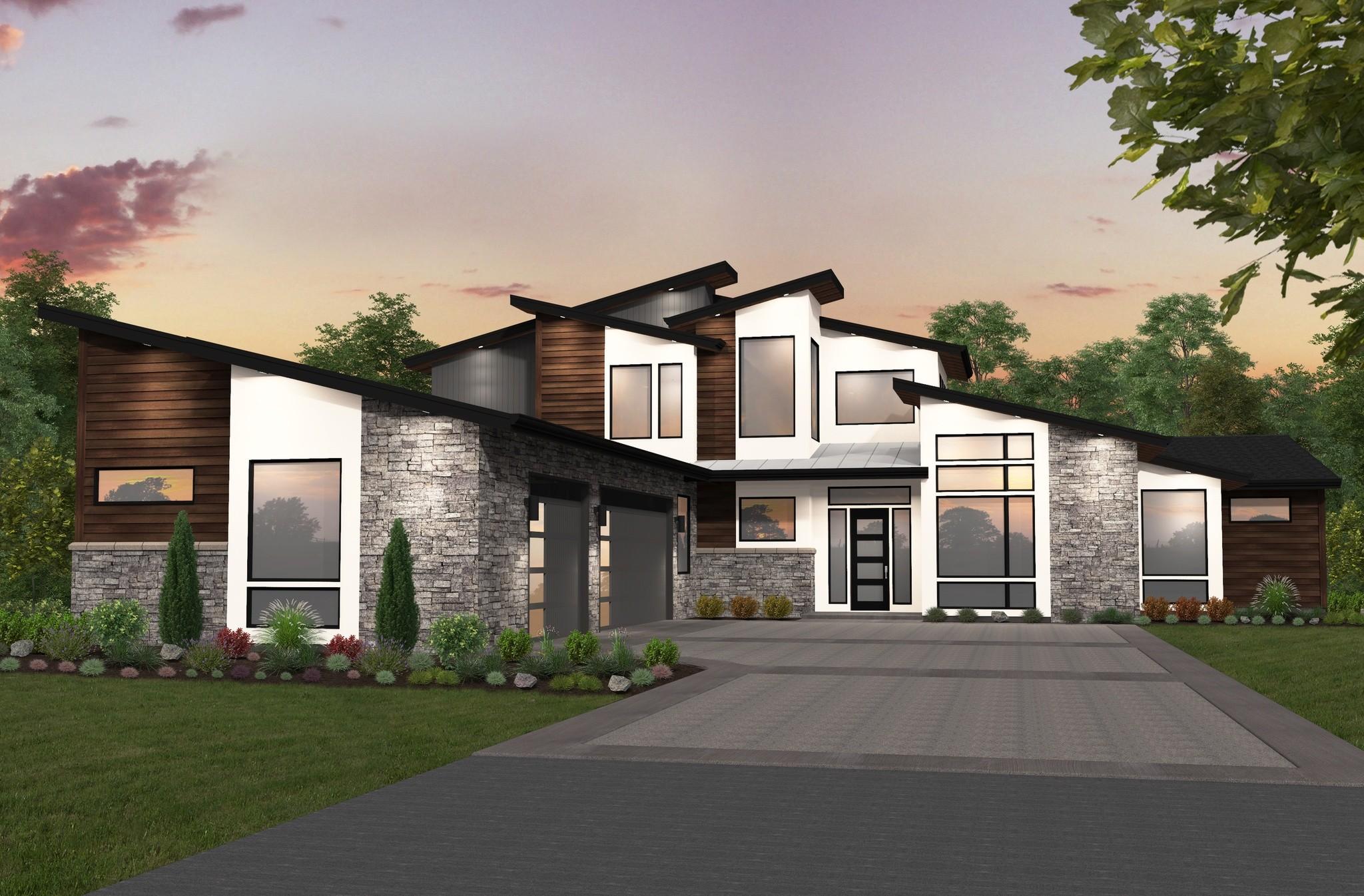 Mark Stewart House Plans