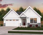 Poplar Single Story Farmhouse