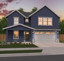 Mayfair Blue Affordable Craftsman House Plan