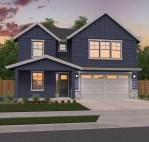 Mayfair Blue Affordable Craftsman House Plan