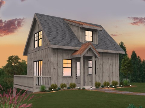 Small House Plans | Modern Small Home Designs & Floor Plans