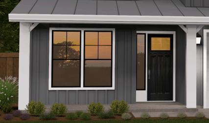 Longmire Affordable Farmhouse