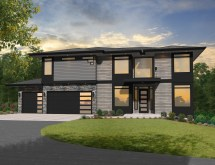Soar Modern House Plans Mark Stewart Home Design