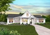 One Story Farmhouse Cuthbert