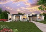 Chele Modern House Plan X-19-D