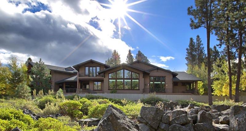 Environmentally Friendly Modern House Plans
