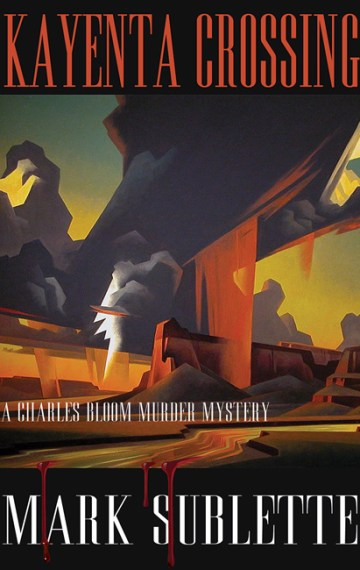 Kayenta Crossing - Mark Sublette