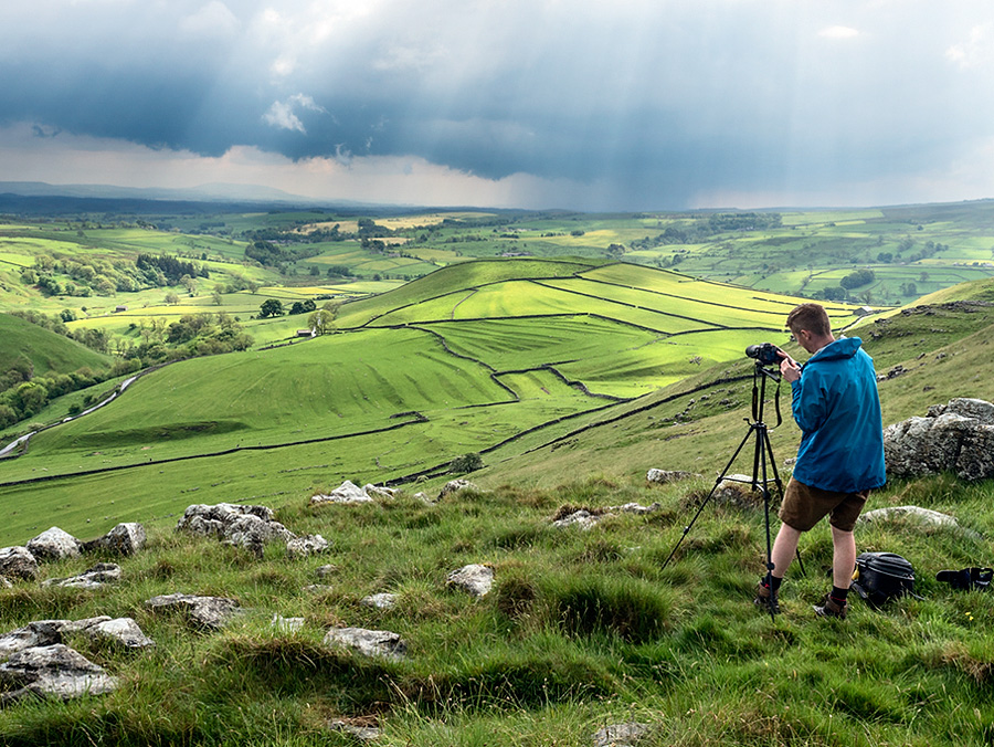 Yorkshire Photography Workshops - Malham Workshop