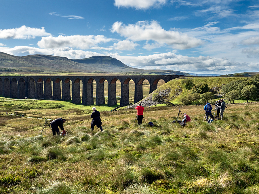 Yorkshire Photography Workshops - Ribblehead Workshop