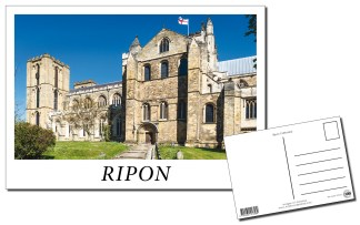 Ripon Cathedral Postcard