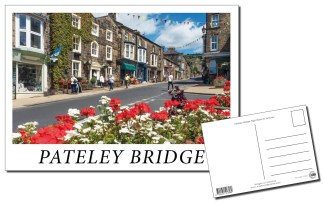 Pateley Bridge Postcard