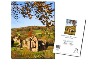 Bolton Abbey Wharfedale Card