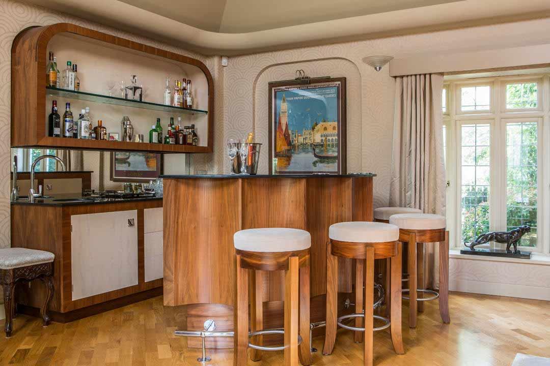 Art Deco Bar Berkshire MTD