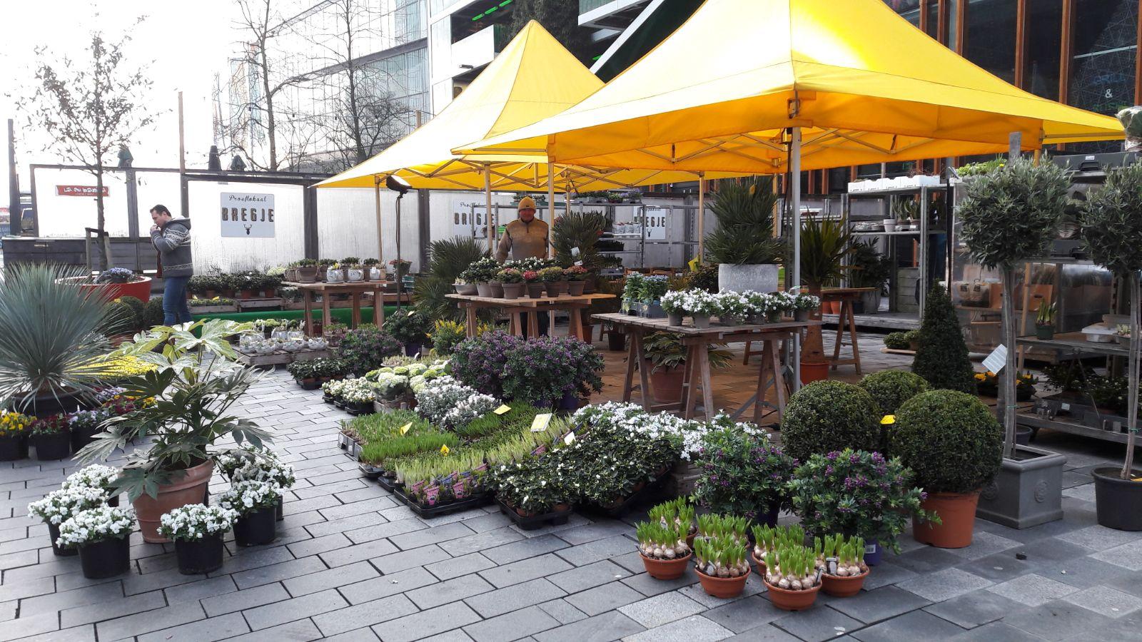 Firma Khne op Markten Nieuwegein