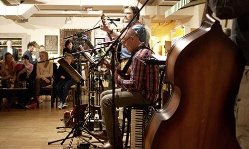 Konzert in der Markthalle Bienenbüttel
