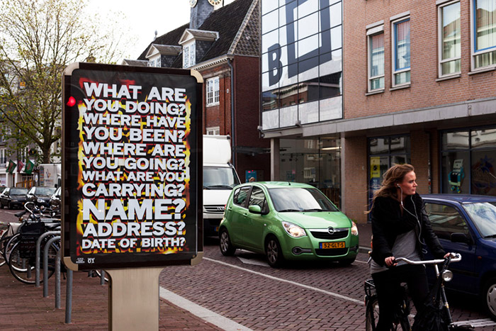 State your business, Breda