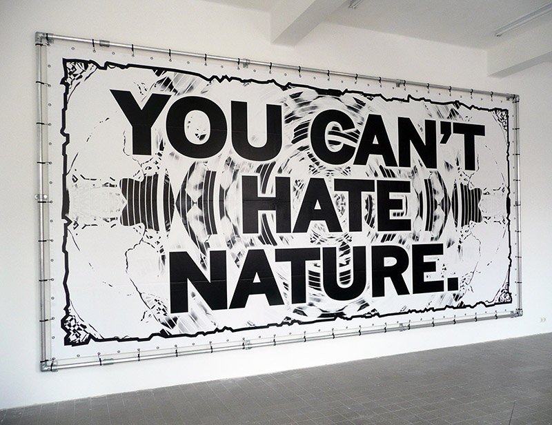 hate nature