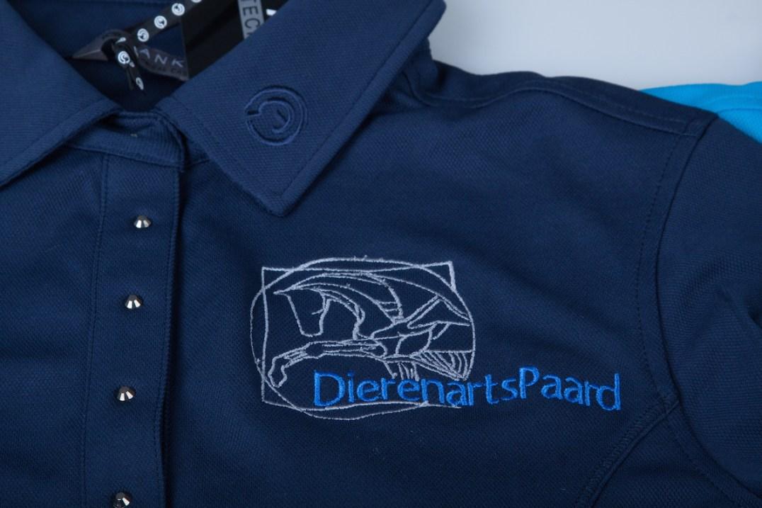 Bedrijfskleding DierenartsPaard