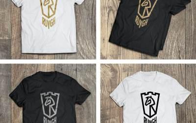Bedrukte t-shirts voor Ruygh Friesian Horses